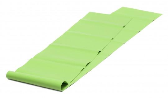 Pilates Stretchband - latexfrei Green - Medium