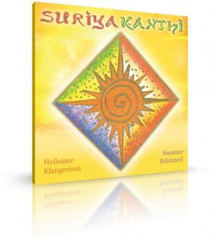 Suriya Kanthi (Heilsame Klangreisen) von Susanne Schinnerl (CD)