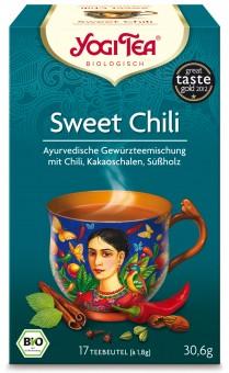 Bio Sweet Chili Teemischung, 30,6 g