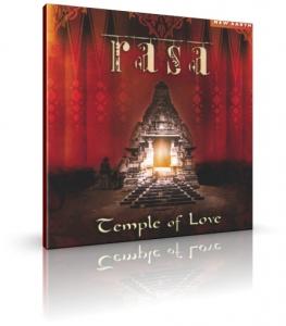 Temple of Love von Rasa (CD)
