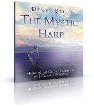 The Mystic Harp von Derek Bell (CD)