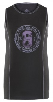 "Tank-Top ""Till"", black S"