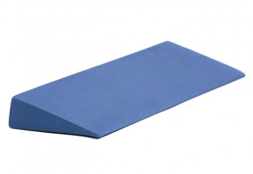 Pilates Block wedge (Keilform) - blau