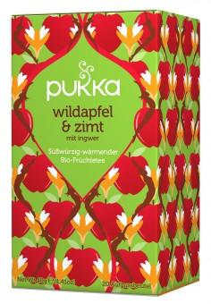 Bio Wildapfel & Zimt Teemischung, 40 g