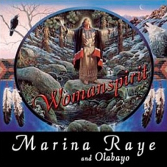 Womanspirit von Marina Raye (CD)