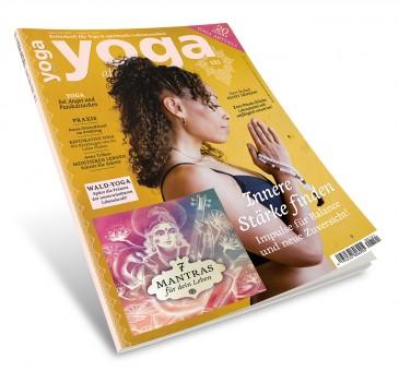 Yoga Aktuell 121 - 02/2020
