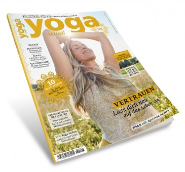 Yoga Aktuell 123 - 04/2020