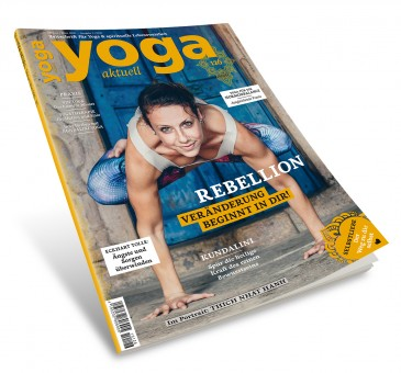 Yoga Aktuell 126 - 01/2021