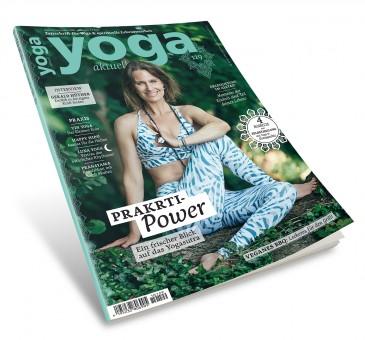 Yoga Aktuell 129 - 04/2021
