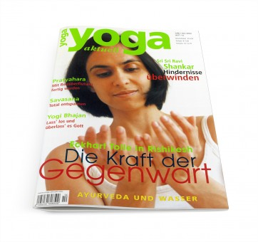 Yoga Aktuell 14 - 03/2002