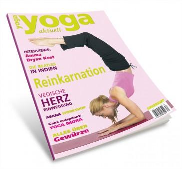 Yoga Aktuell 34 - 05/2005