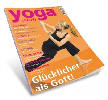 Yoga Aktuell 53 - 06/2008