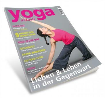 Yoga Aktuell 54 - 01/2009