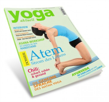 Yoga Aktuell 57 - 04/2009