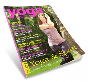 Yoga Aktuell 69 - 04/2011
