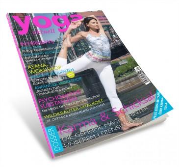 Yoga Aktuell 82 - 05/2013