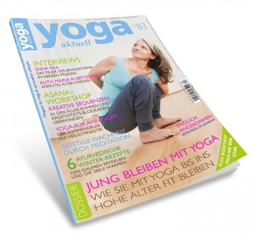 Yoga Aktuell 83 - 06/2013