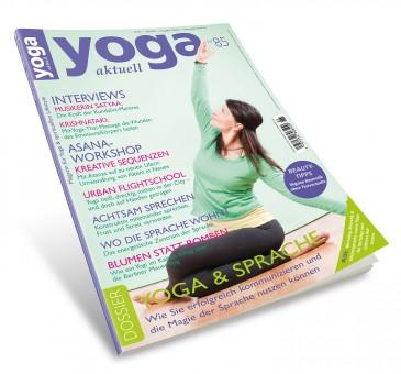 Yoga Aktuell 85 - 02/2014
