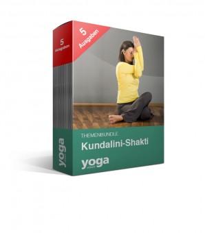 Kundalini-Shakti - 5er Bundle