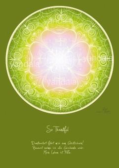 "Yandala-Poster ""So thankful"""