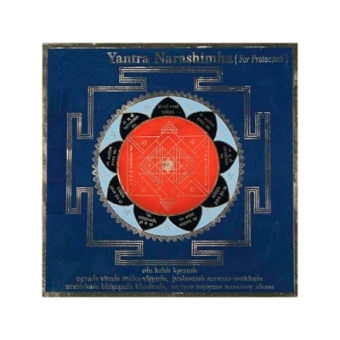 Yantra - Protection 16x16cm