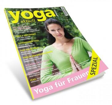 Yoga Aktuell Spezial Nr. 1 - Yoga für Frauen