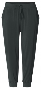 Yoga Curves Collection Long Pants relaxed - tafelgrau