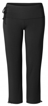 Yoga Curves Collection Straight long pants - black