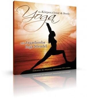 Yoga für Körper, Geist & Seele von Inga Stendel (CD)