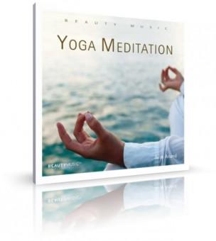 Yoga Meditation von Julia Anand (CD), GEMA-frei