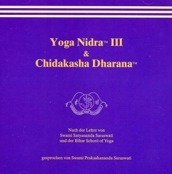 Yoga Nidra III von Swami Prakashananda Saraswati (CD)