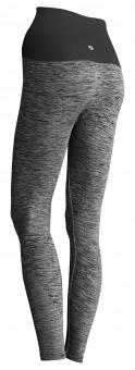 Yoga-Pant - anthrazit-melange