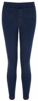 "Yoga pants ""Denim"", blue"