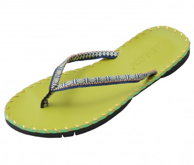Yoga Sandale - green 41
