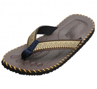 Yoga-Sandalen men - brown