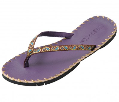 Yoga Sandale - purple 40