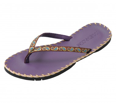 Yoga-Sandalen - purple