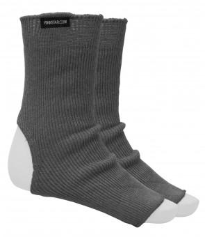 Yoga-Socken graphite - Baumwolle