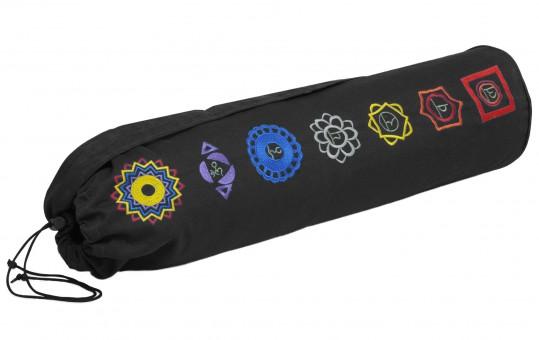 Yogatasche more than a bag - chakra - black