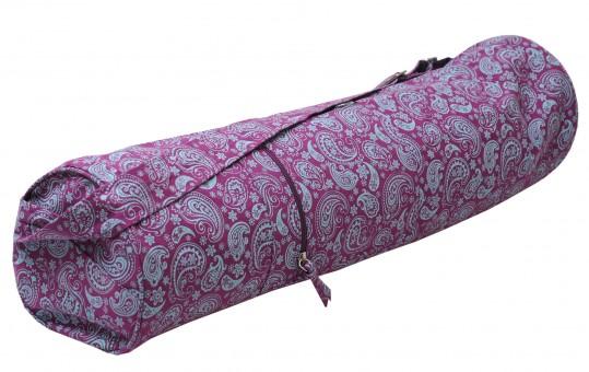 Yogatasche more than a bag - festival - paisley fusion violet