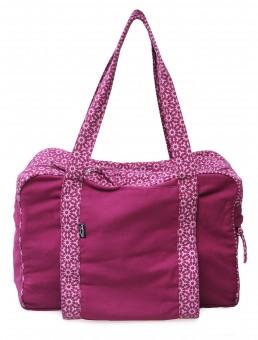 Yogatasche twin bag - take me two - boysenberry