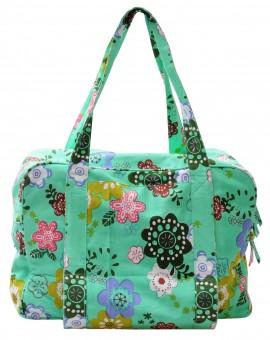 Yogatasche twin bag - take me two - mint flower