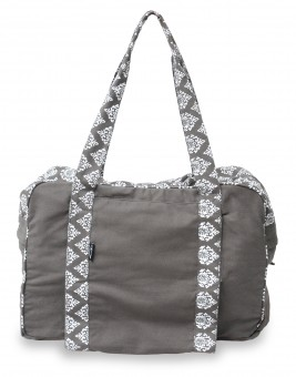 Yogatasche twin bag - take me two - taupe