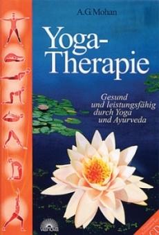 Yoga Therapie von A.G. Mohan