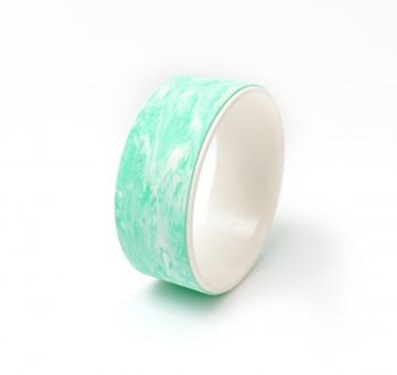 Yogarad yogiwheel® green/white