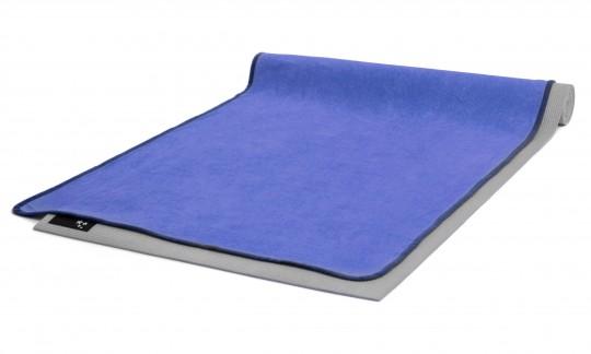 Yogatuch yogitowel® blue