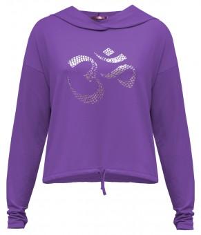 "Yogi Hoodie ""Sheeva"" – purple"