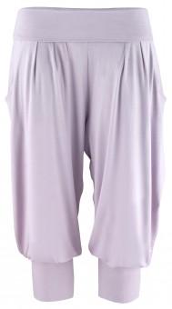 Yogi oriental trousers 'Charlie', elderberry