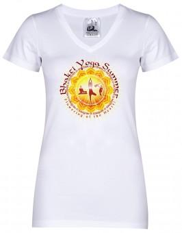 Original-Shirt des BHAKTI YOGA SUMMER FESTIVALs XL