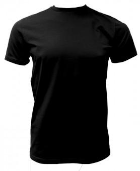 "Yogi-T-Shirt ""Snake"", men - black"